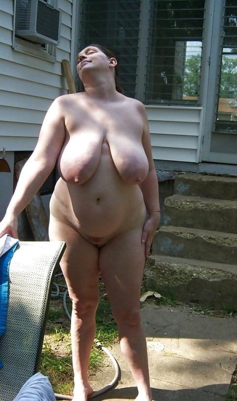 ebony Big nude ass