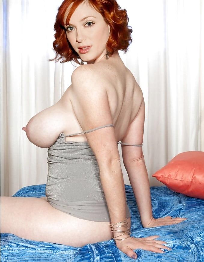 big tits hendricks Christina