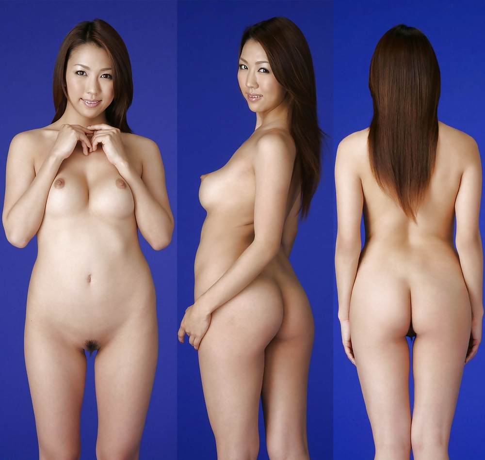 Japanese Girl Working Completely Naked And Getting Harassed