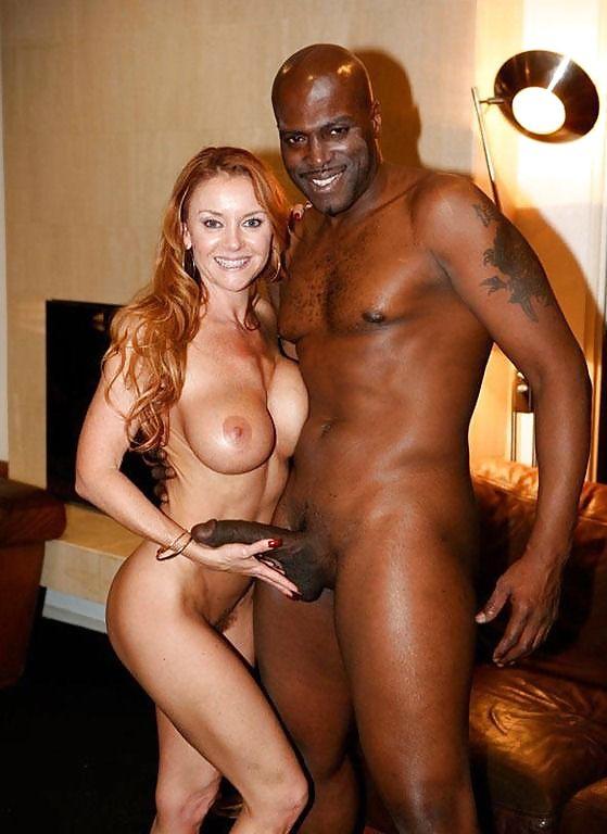 Naked black couples