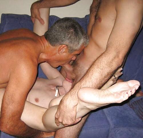 Amateur bisexual fuck video — pic 5