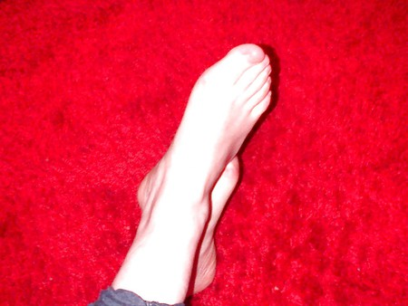 my first foot photo session