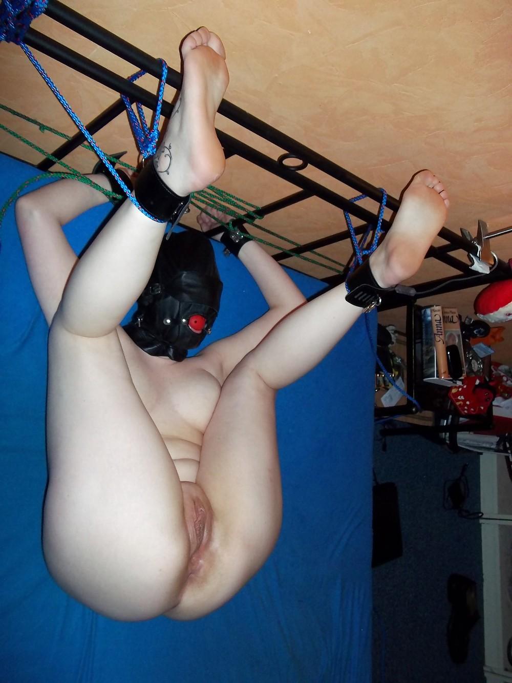 Homemade bondage