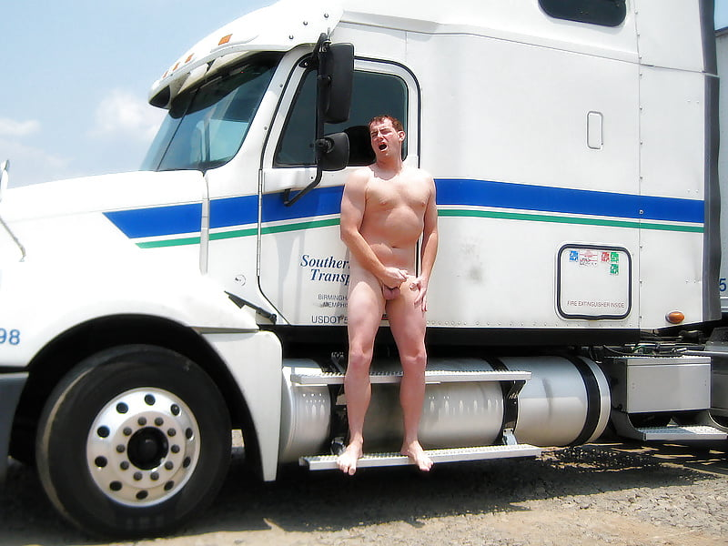 Gay naked trucker stories