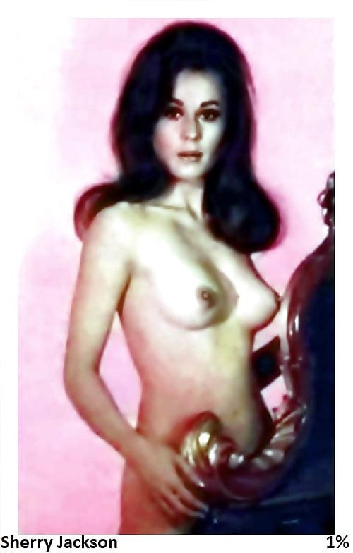 Sheri Jackson  nackt