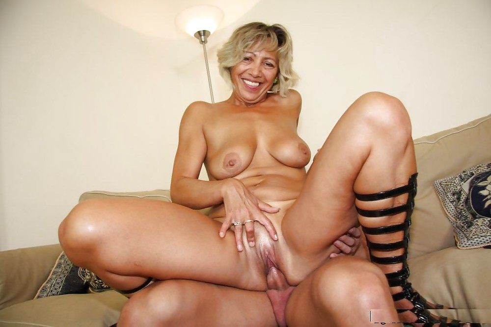 Naked mother in law voyeur