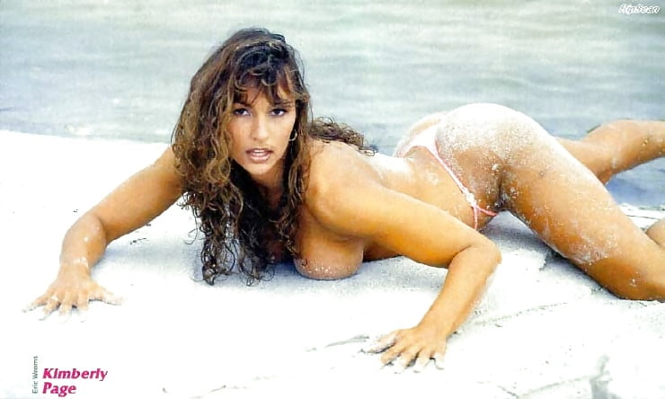 Kimberly Paige Nude Tape