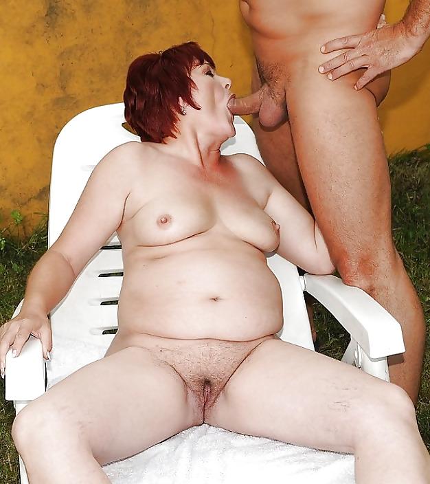 Bbw Outdoor Sex