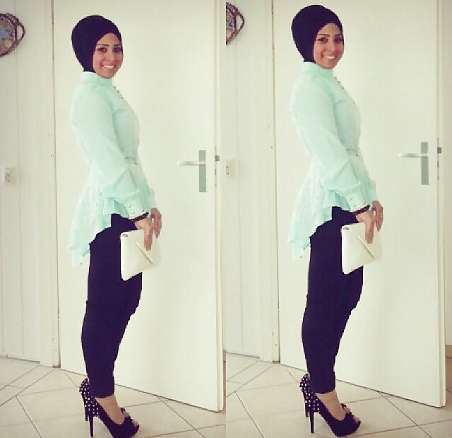 XXX Mix turkish hijab girls