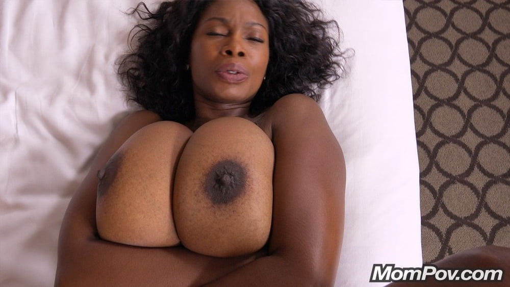 Young big black mommas boobs bitty
