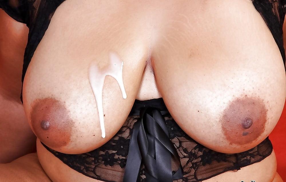 Big ebony boobs porn