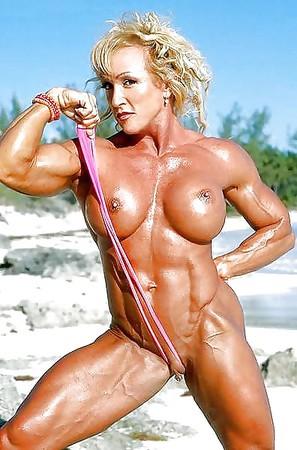 Best Nude Women Bodybuilders Tumblr Pic