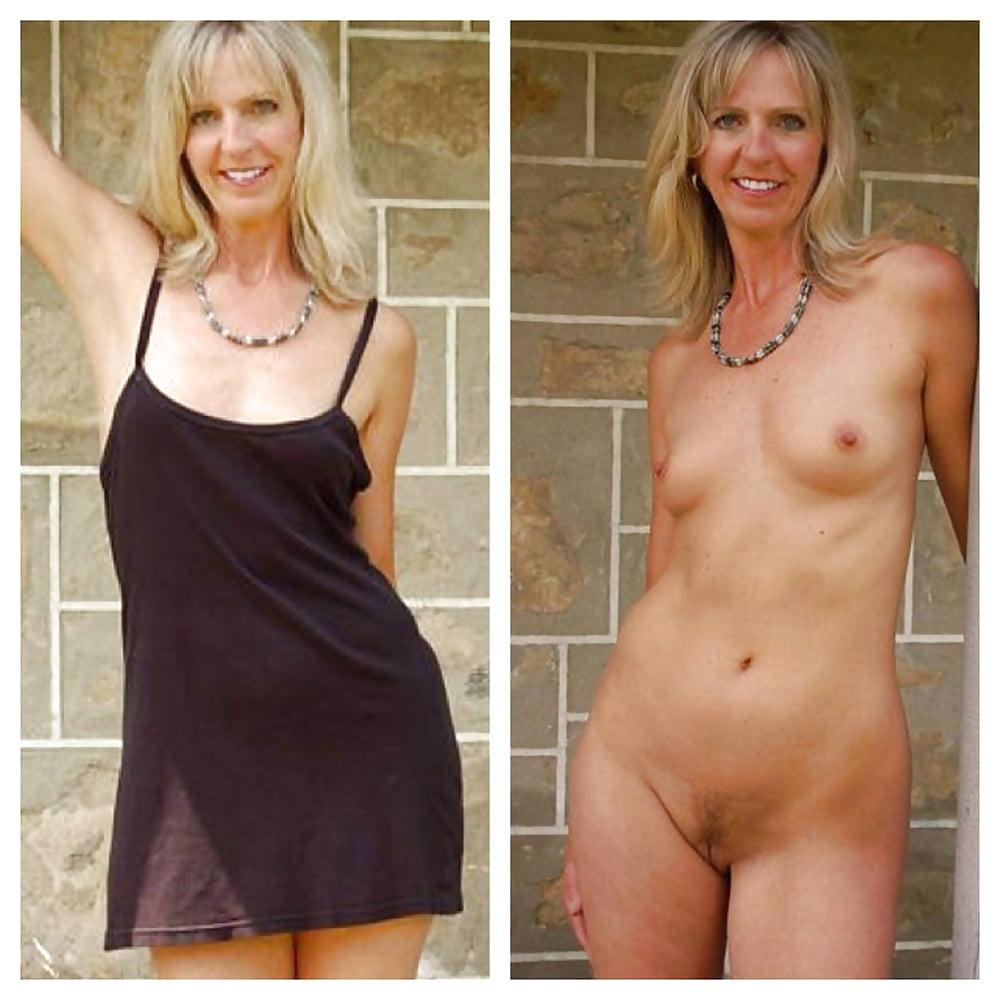 Older women caught naked-3921