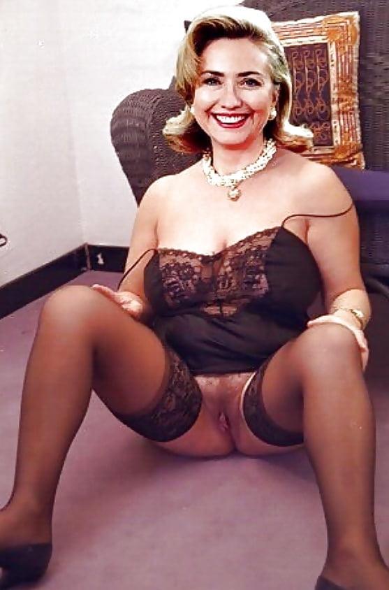 Hillary Clinton Fake Pics