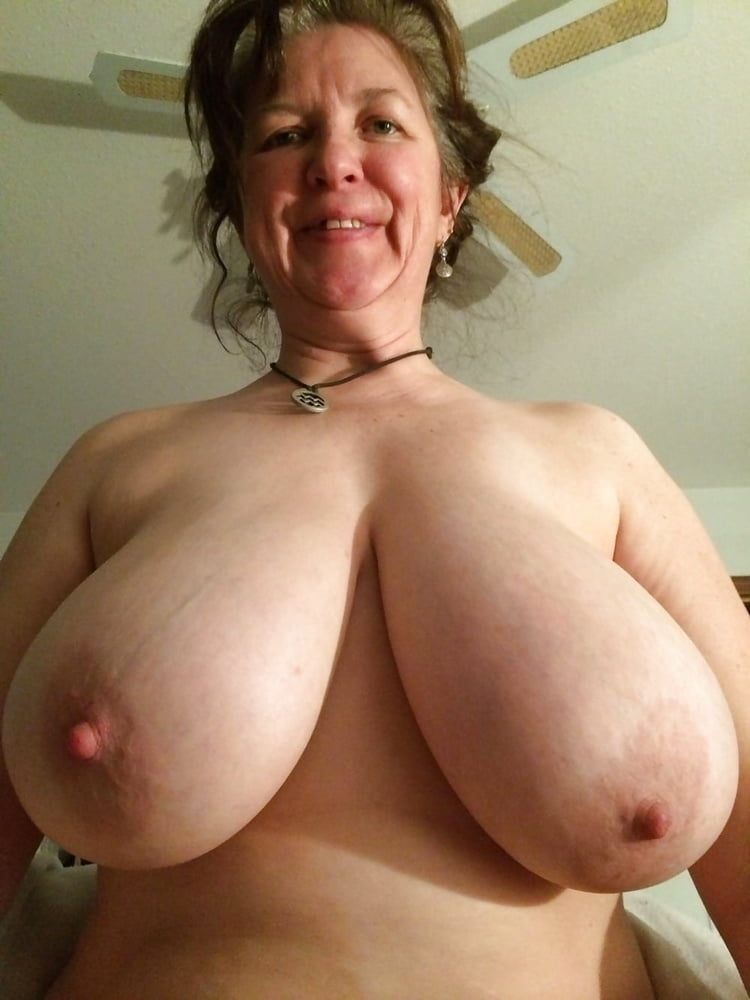 Pics of mature ladies with big boobs
