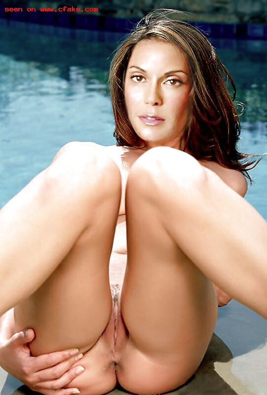 Favorite nude pictures of teri hatcher with toy pussy