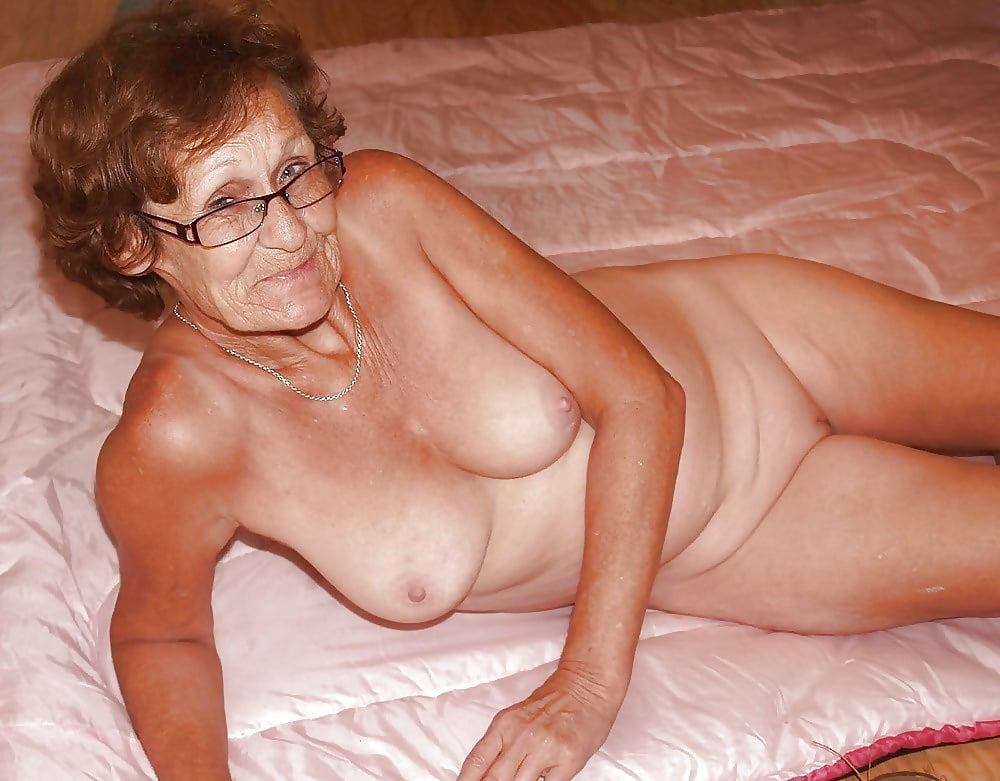 Mature old ladies naked