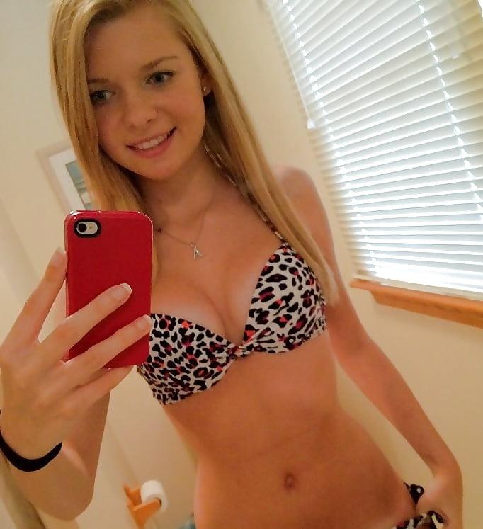 Small girl myspace self pics nude — photo 13