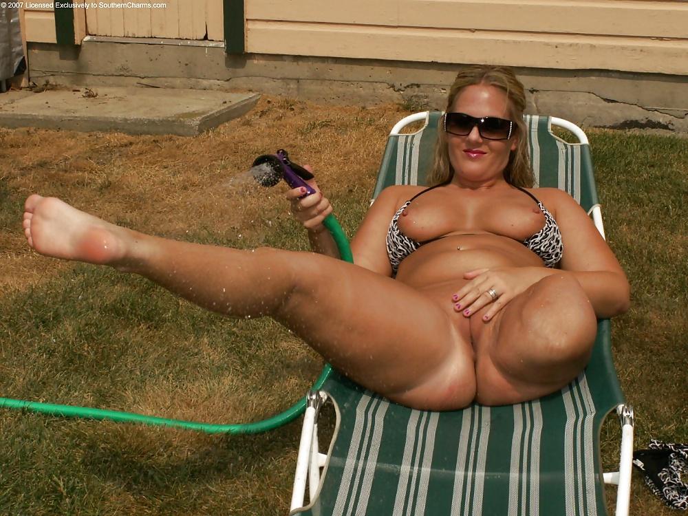Naked Amputee Girl Nude