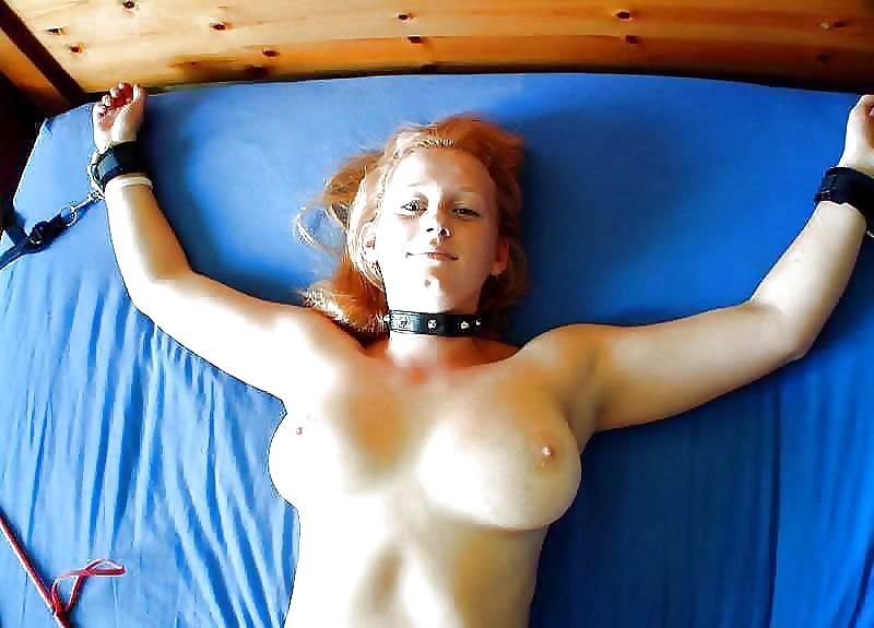 Lesbian Tied Up Orgasm
