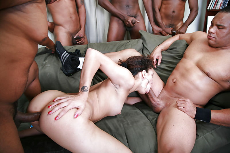 Soldiers gangbang woman free 15