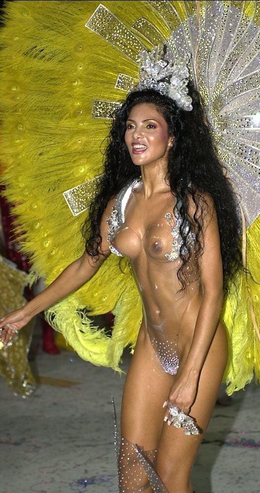 Nude carnival Karneval Handy