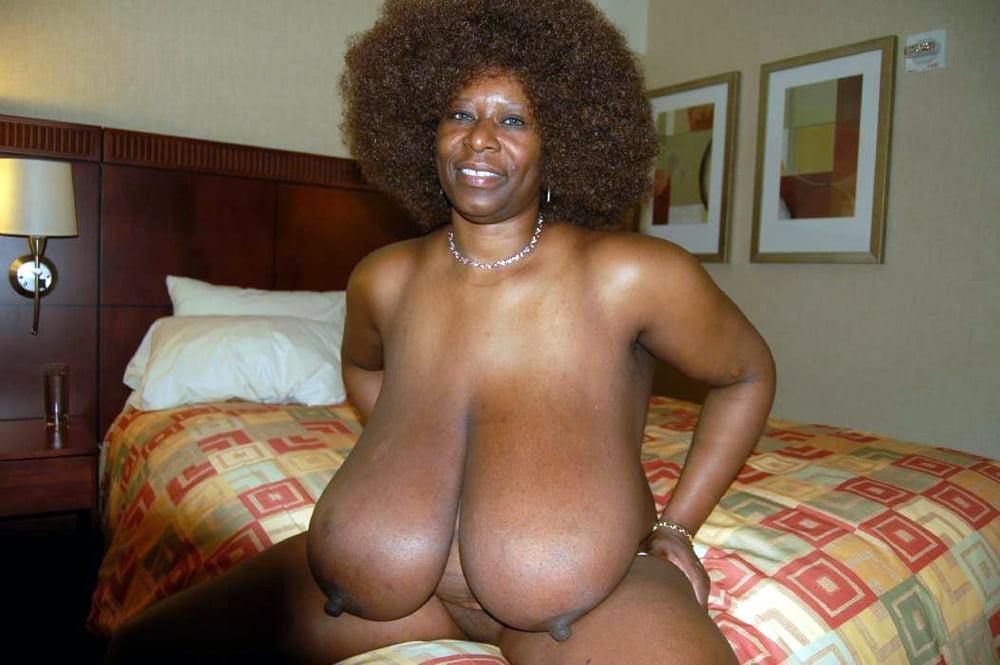 Mature big black boobs sex symbols