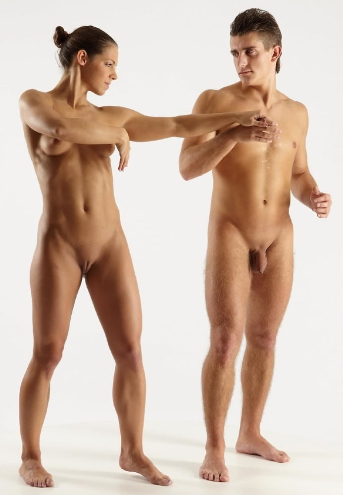 Naked Sexy Body Parts Men And Women By Demetr White