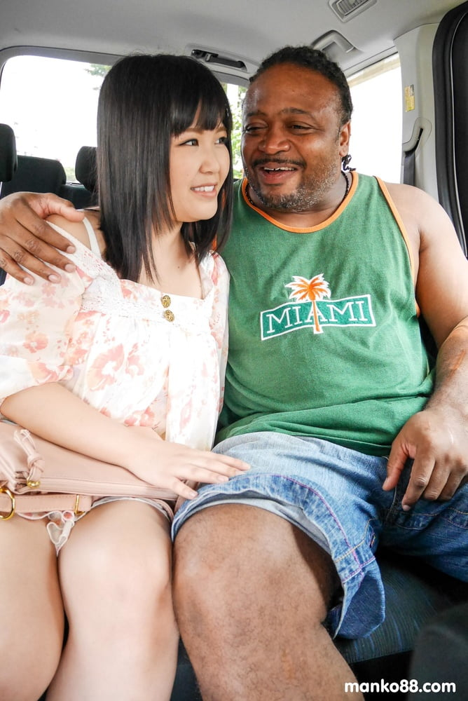 Busty Japanese plays with BBC at Manko88 - 15 Pics