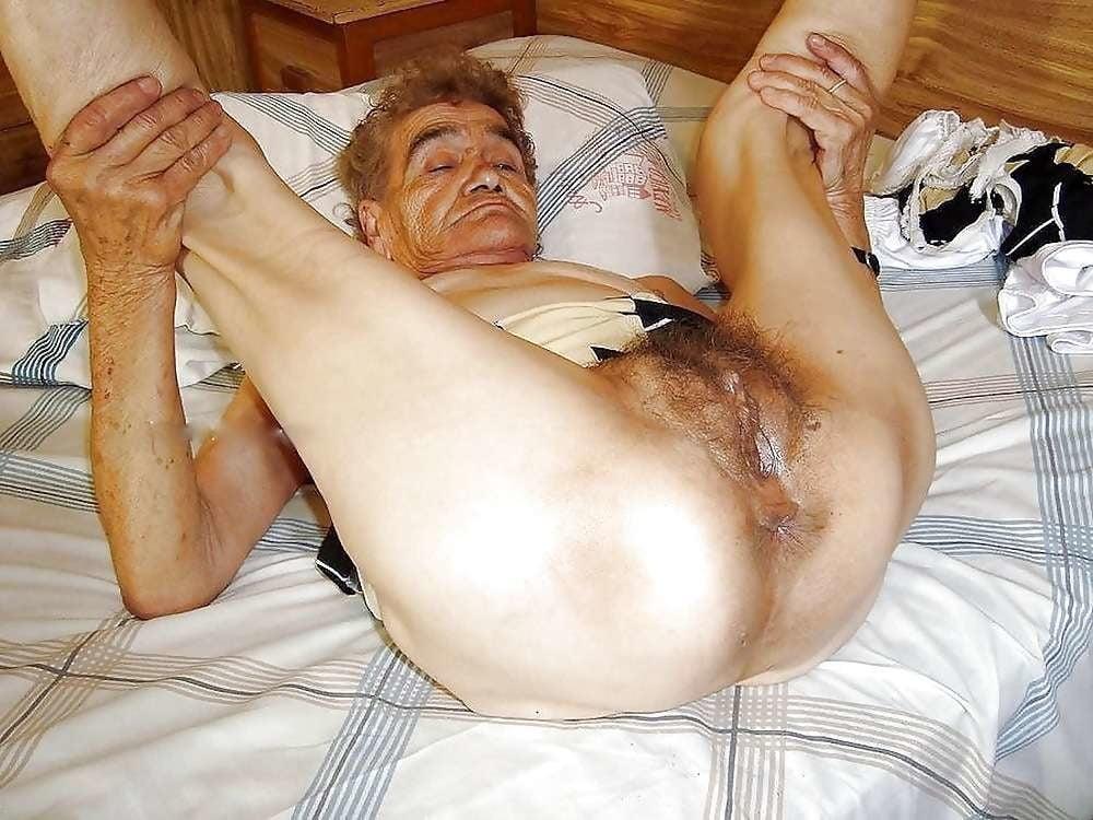 Wrinkled grandma nudes pics