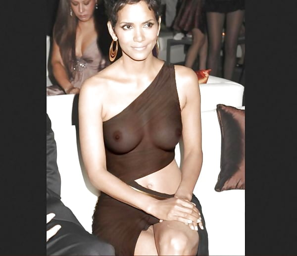 Halle Berry Nude Photos Naked Sex Pics