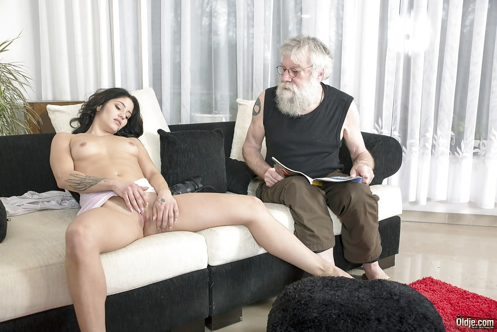 Old man sex daddy
