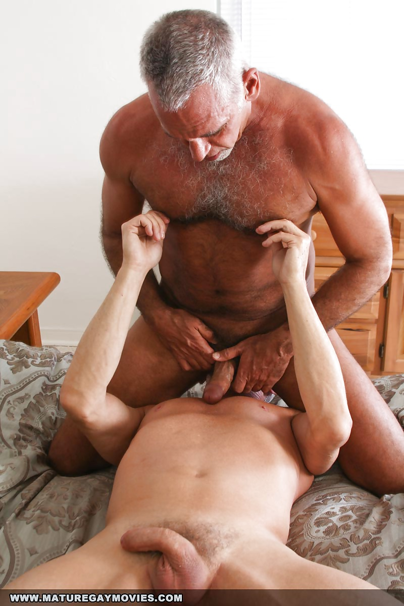 Two Hot Silverdaddies Fucking - 11 Pics - Xhamstercom-6488