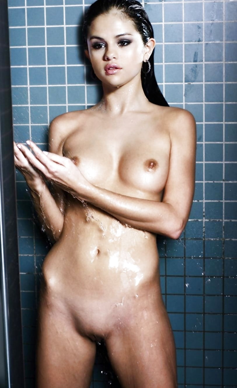 Selena gomez naked pictures in the shower
