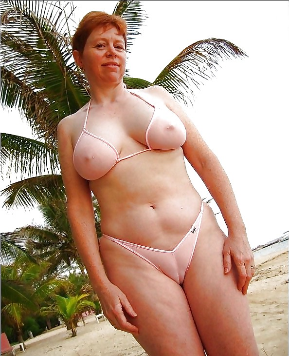 Mature Great Body Wide Open