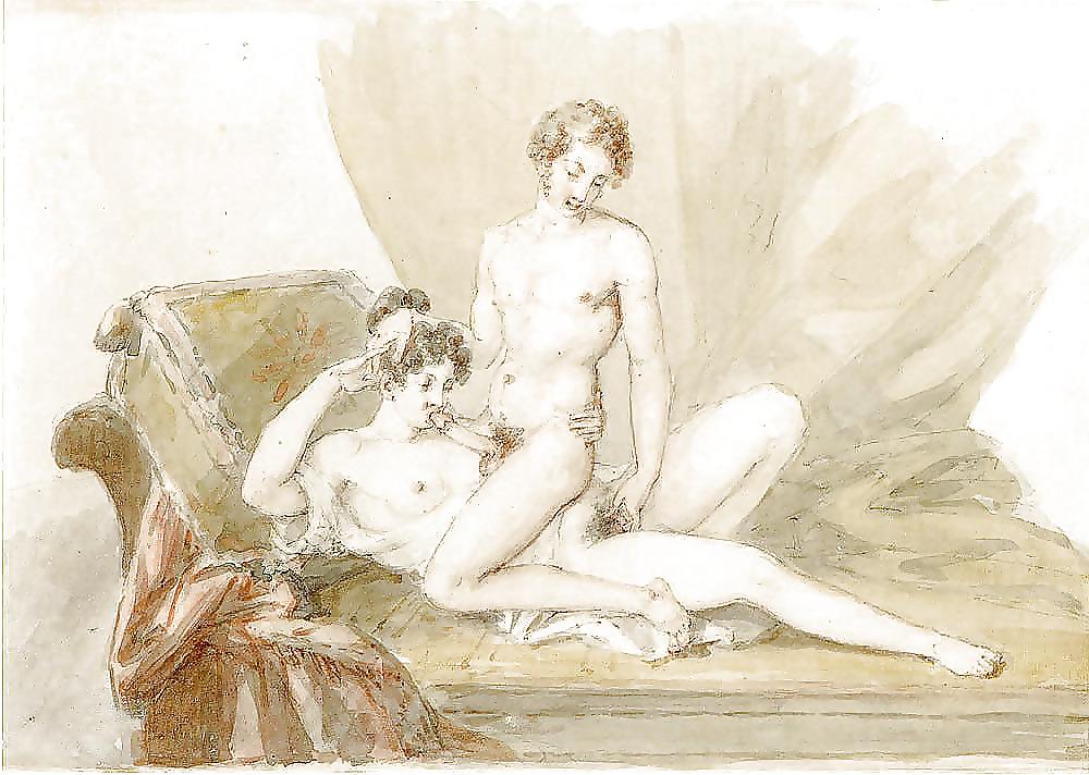 Работы художника порно, русское порно домашнее старые