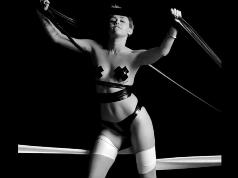 Lady Gaga's Candidnuderope Bondage Photos Leaked