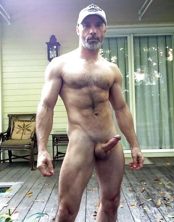 Handsome old men naked Handsome Hard Horny Mature Men 209 Pics Xhamster