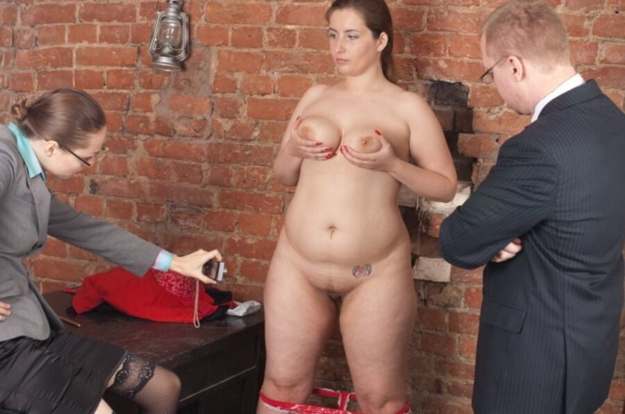 Lascivious Milf Required An Anal Sex With Her Brutal Boss As A Punishment