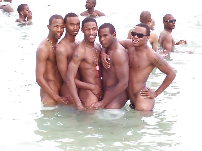 Beach gay lesbian long