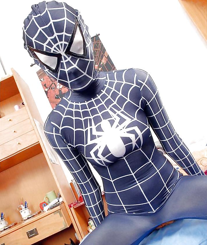 Spidergirl sex picture 11
