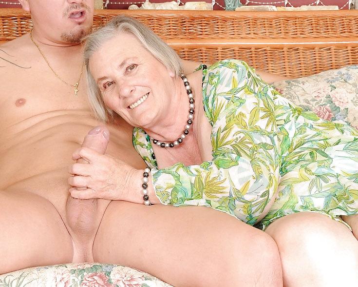 Granny and grandson porn