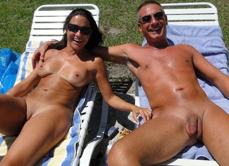 The nude beach videos