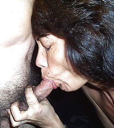 My wife sucking some years ago