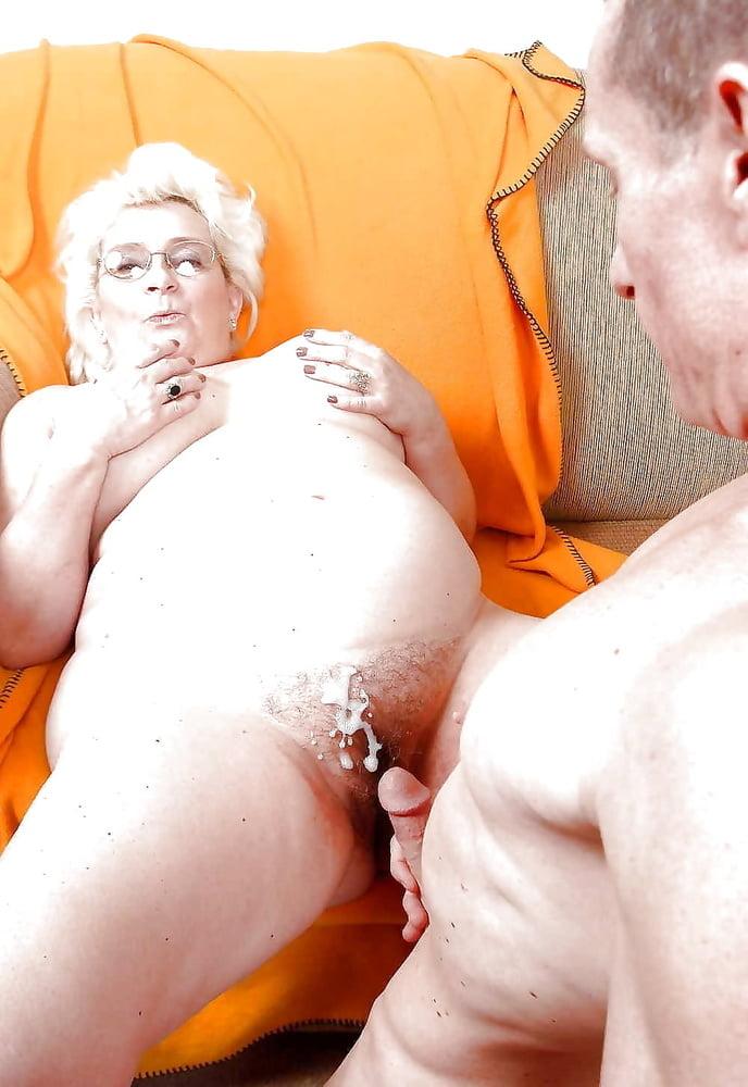 Dolly Granny Zierlicher Ficken