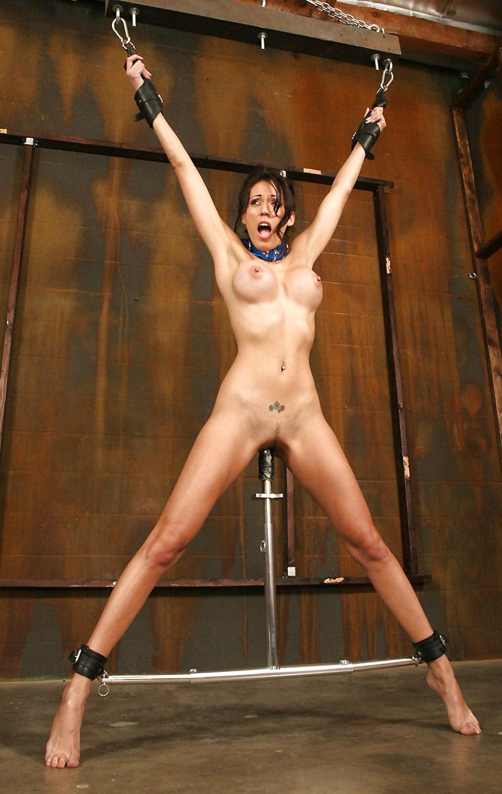 woman-in-spreader-bar-porn-shyla-jennings