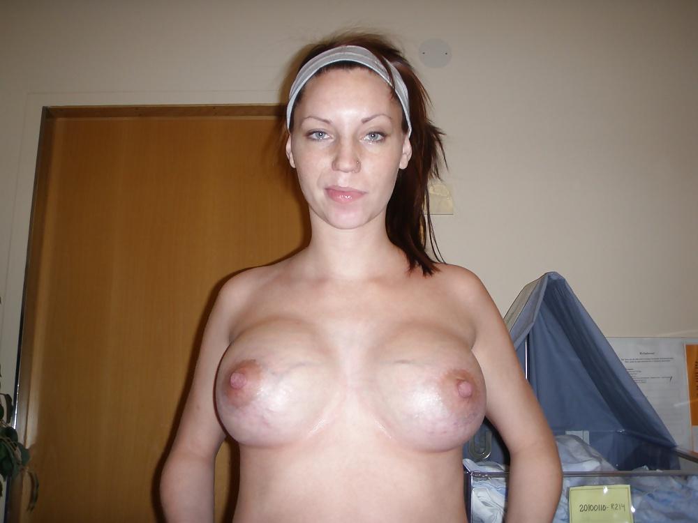 Caught Spying Big Tits Mom