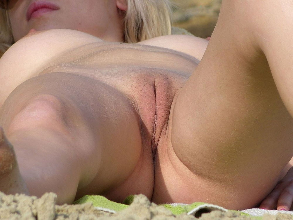 Naked shaved vagina outside #10
