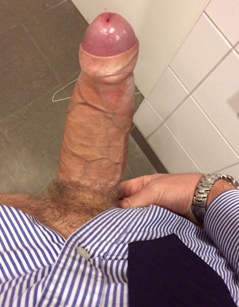 Large black penis photo