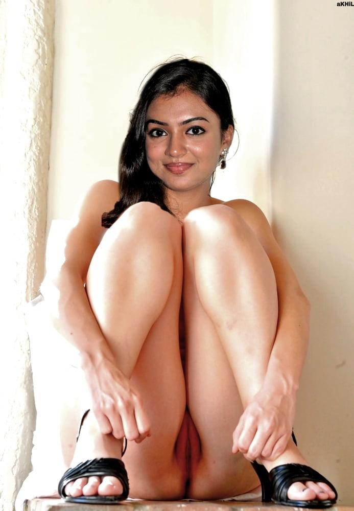 Malayalam actress Nazriya Nazim NUDE